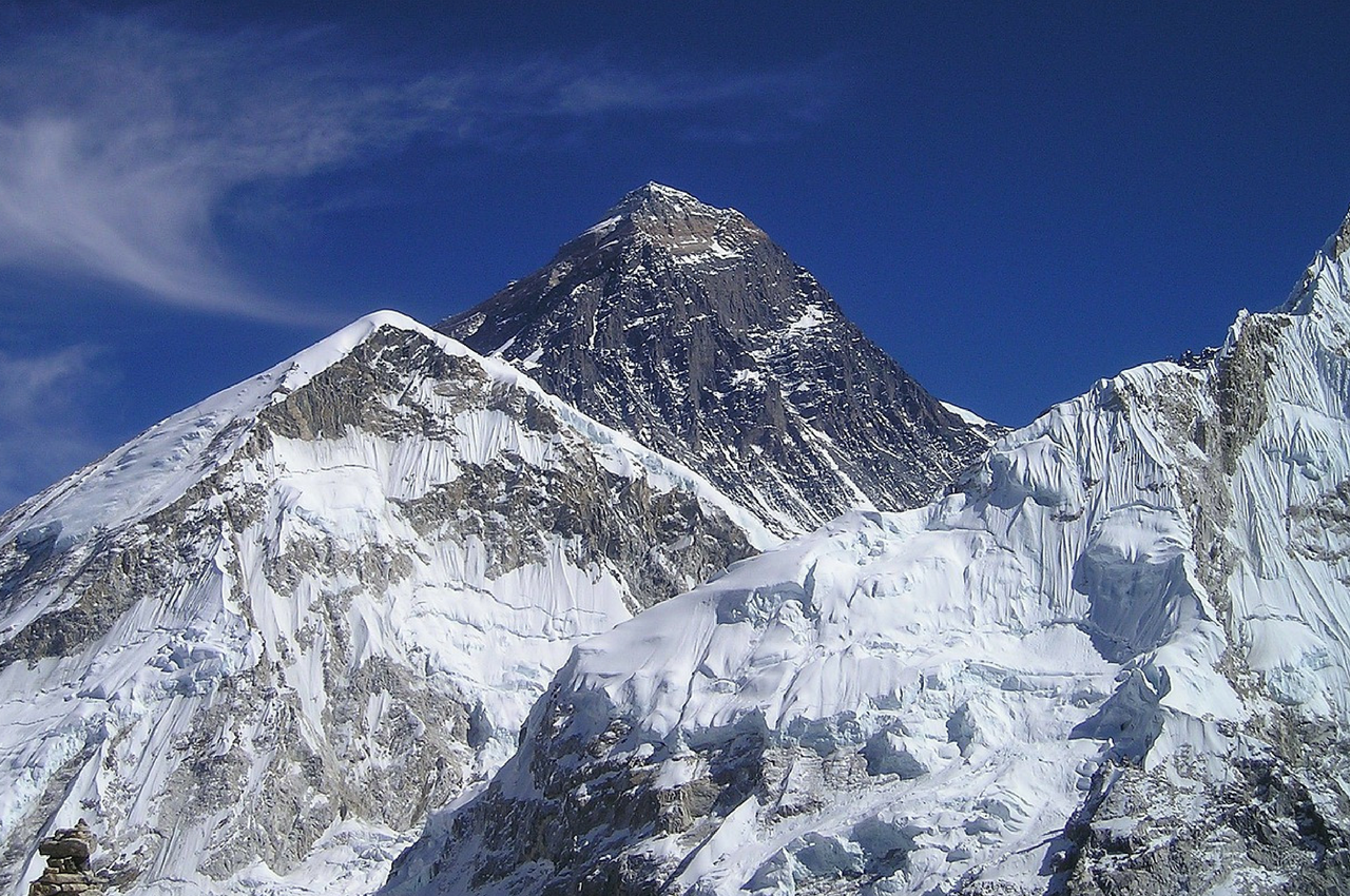 Mount Everest Expedition (8848M) Nepal Side.